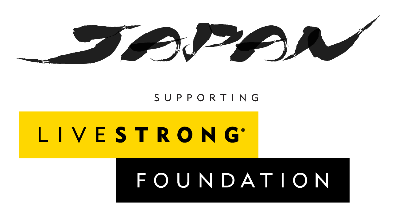 JAPAN SUPPORTING LIVESTRONG FOUNDATION